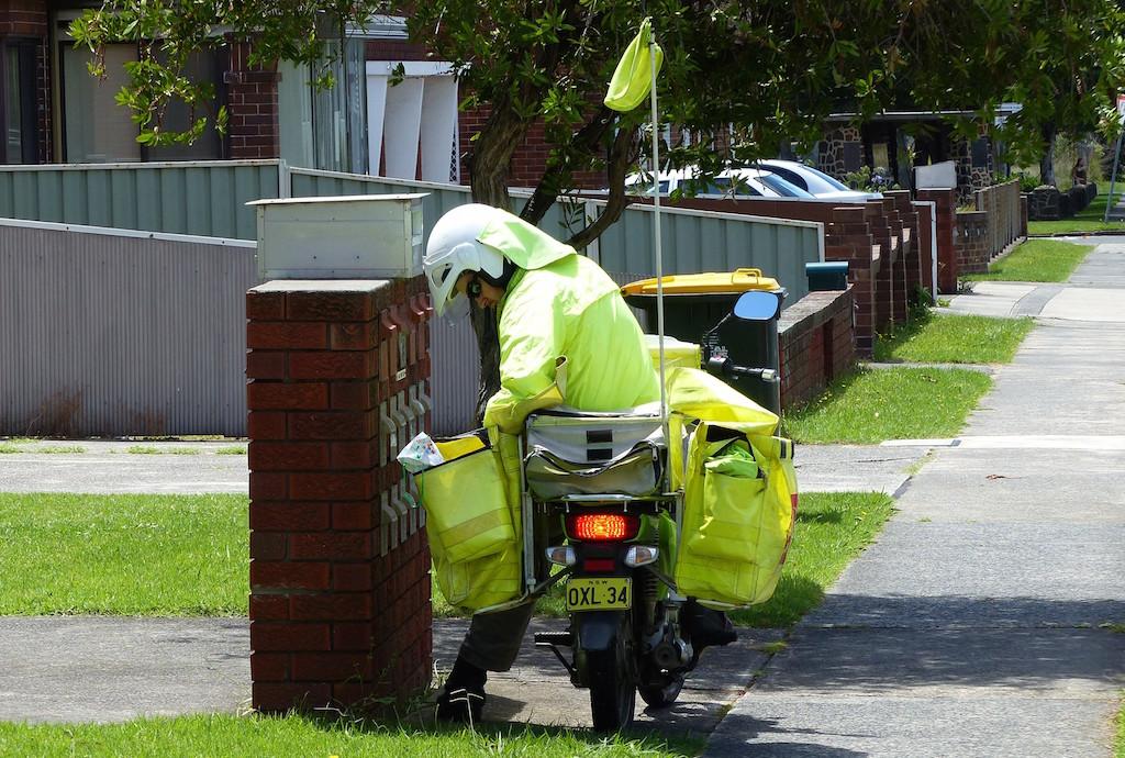 Image result for australian postman